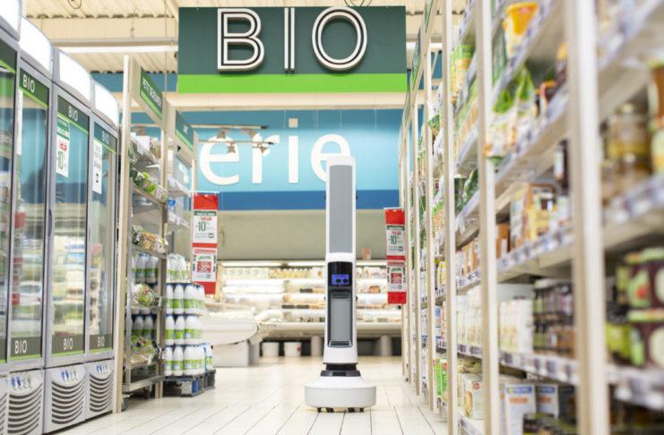 Un supermarché du groupe Casino, l'un des géants de la grande distribution