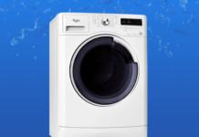 Un lave-linge hublot Whirlpool vendu chez C discount lors des French Days