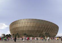 L'un des stades devant accueillir la Coupe du monde 2022 au Qatar