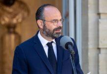 Le premier ministre Edouard Philippe a remis sa demission à Emmanuel Macron, le 3 juillet 2020.