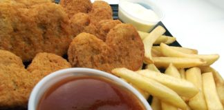 KFC Nuggets impression 3D