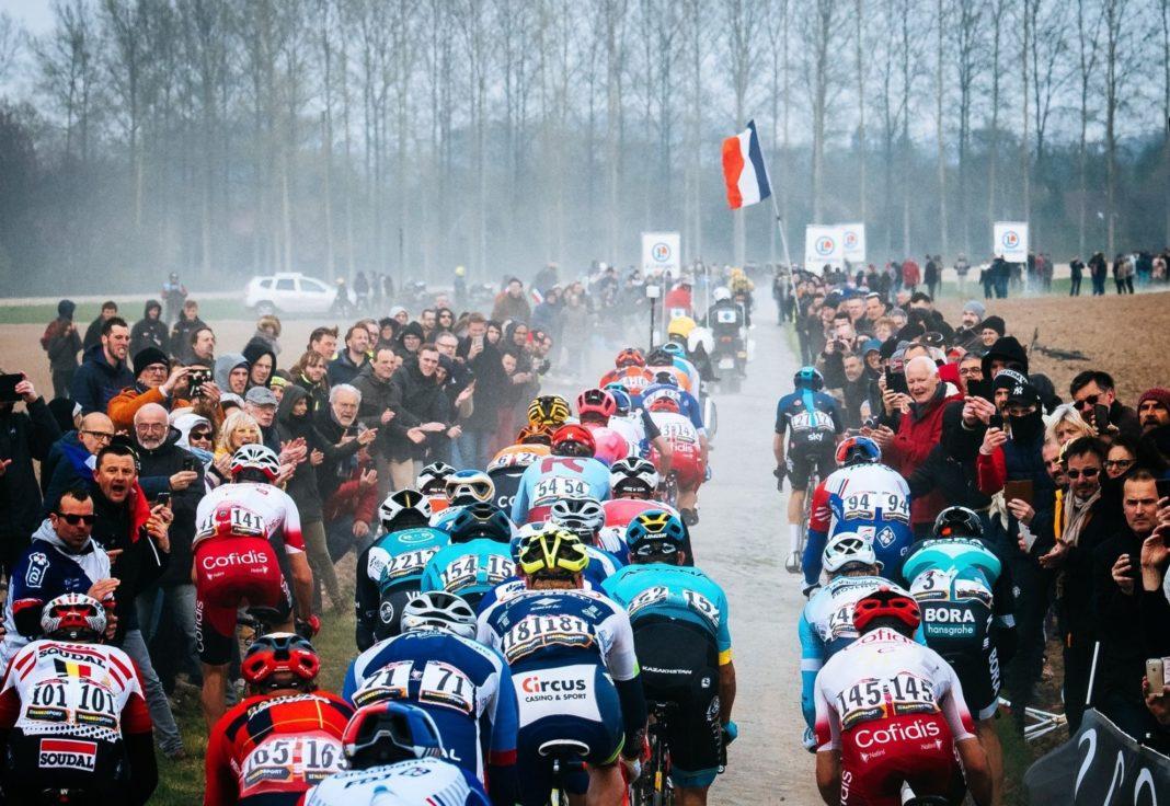 Paris-Roubaix 2019.